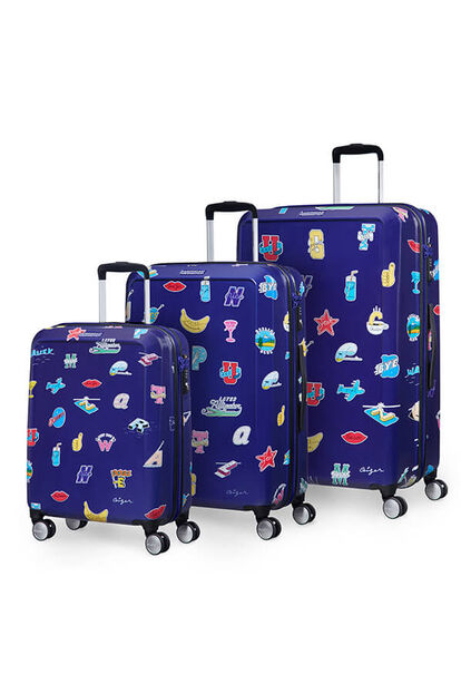 Ceizer Fun Luggage set