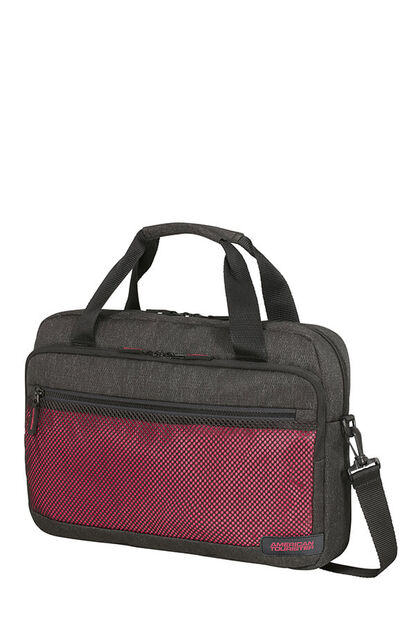 Sporty Mesh Briefcase