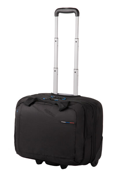 AT Business III Rolling laptop bag