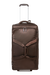 Lipault Pliable Duffle with wheels 68cm Chocolate