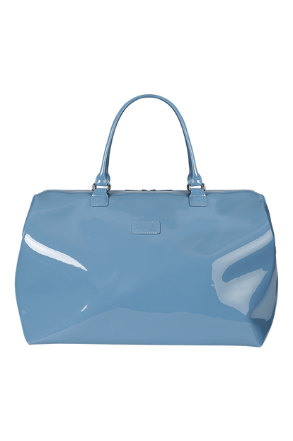 Plume Vinyle Weekend Bag M