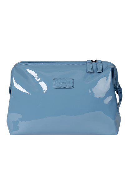 Plume Vinyle Toiletry Bag