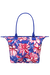 Lipault Blooming Summer Shopping bag S Flower/Pink/Blue