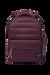 """Lipault Snowflake Laptop Backpack 15"""" Bordeaux"""