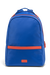 Lipault Lady Plume Backpack M Electric Blue/Flash Coral