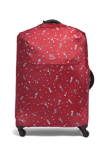 Izak Zenou Collab Luggage Cover M