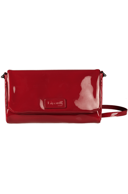 Plume Vinyle Handbag M