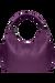 Lipault Lady Plume Hobo bag M Purple