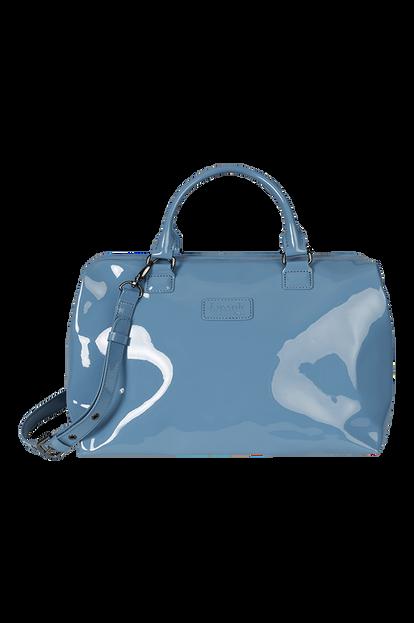Plume Vinyle Bowling Bag M