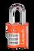 Lipault Lipault Travel Accessories Lock Orange