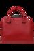Lipault Plume Elegance Handbag M Ruby