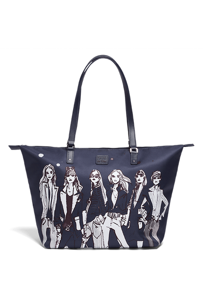 Izak Zenou Collab Shopping bag M