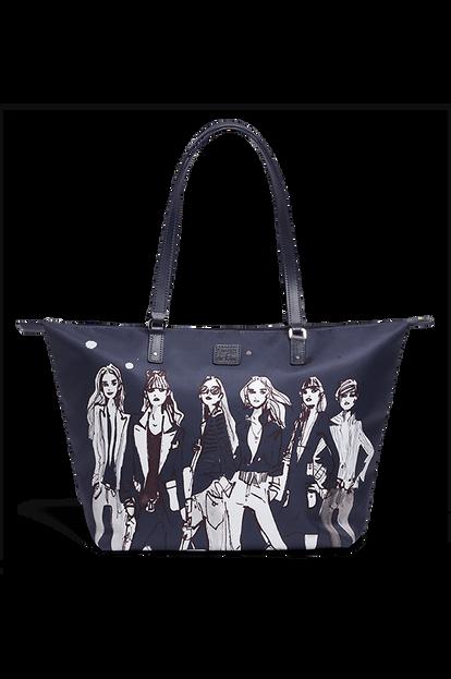 Izak Zenou Collab Shopping bag M