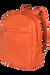 Lipault City Plume Backpack M Bright Orange