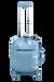 Lipault Plume Vinyle Spinner (4 wheels) 55cm Steel Blue