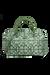 Lipault Fall For You Bowling Bag M Kaki/Aquagreen/Flowers