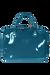 Lipault Plume Vinyle Laptop Sleeve Duck Blue