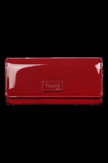 Plume Vinyle Wallet
