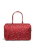 Lipault Izak Zenou Collab Weekend Bag M Pose/Garnet Red