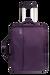 Lipault Plume Business Upright (2 wheels) 50cm Purple