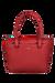 Lipault Plume Elegance Shopping bag Ruby