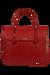 Lipault Plume Elegance Briefcase Ruby