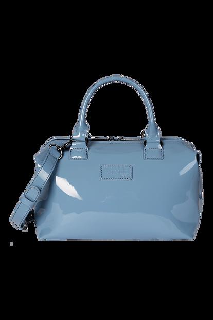 Plume Vinyle Shoulder bag S