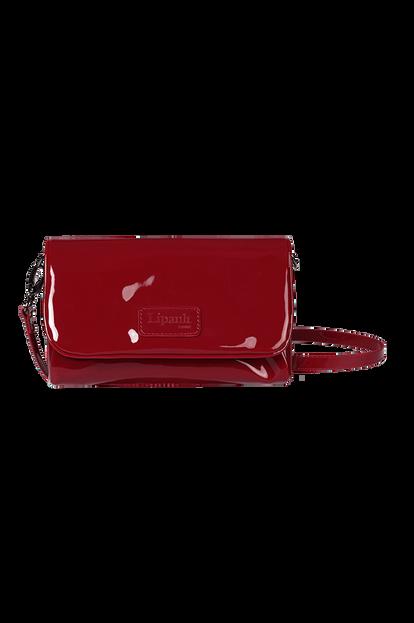 Plume Vinyle Handbag S