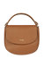Lipault Plume Elegance Saddle Bag Cognac