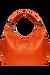 Lipault Lady Plume Hobo bag L Bright Orange