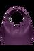 Lipault Lady Plume Hobo bag L Purple