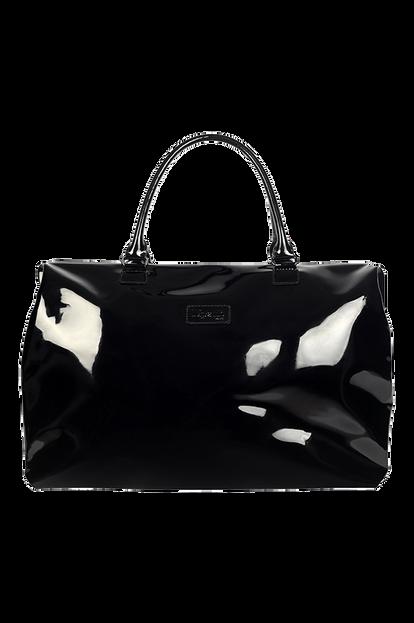 Plume Vinyle Duffle Bag M