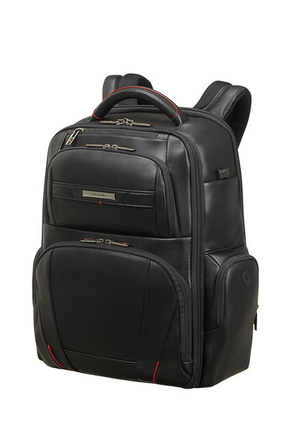 Pro-Dlx 5 Lth Laptop Backpack