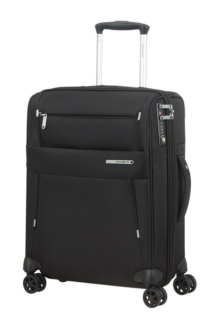 Duopack Spinner Expandable (4 wheels) 55cm