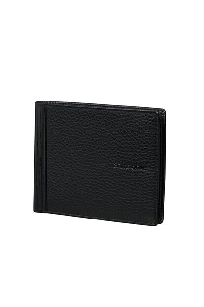 Double Leather Slg Wallet