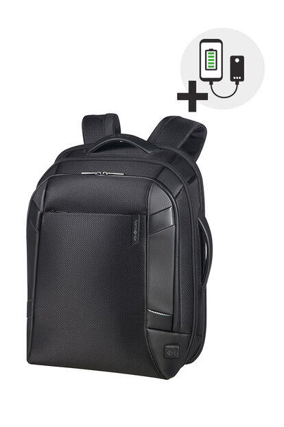 X-Rise Laptop Backpack + Power Bank included