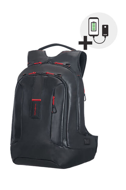 Paradiver Light Laptop Backpack + Power Bank included