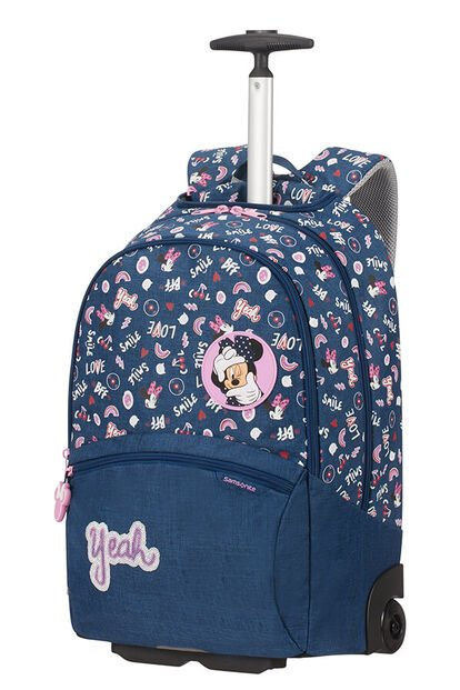 Color Funtime Disney School Trolley