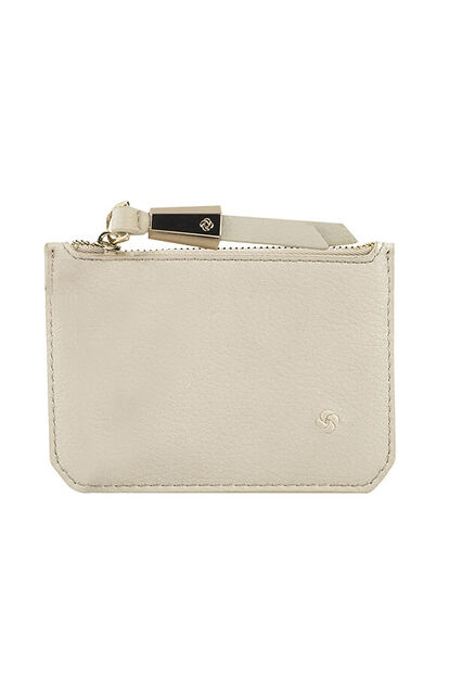Satiny Slg Credit Card Holder
