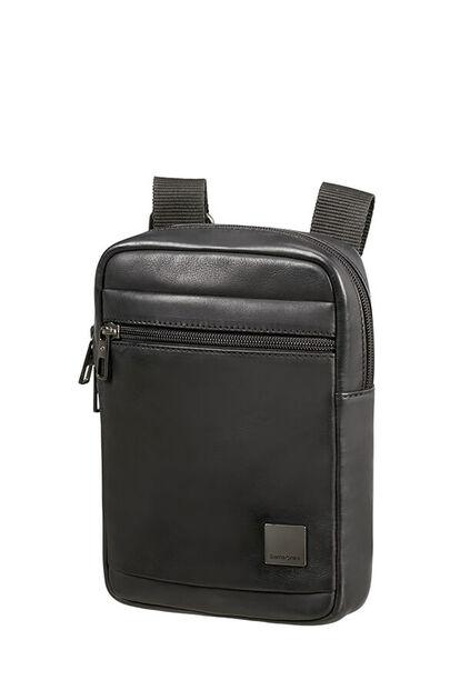 Hip-Square Lth Crossbody Bag S