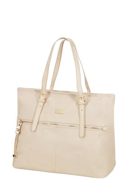 Karissa Lth Shopping bag