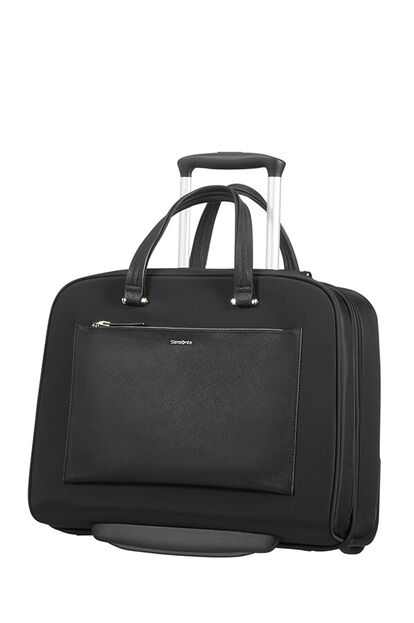 Zalia Rolling laptop bag