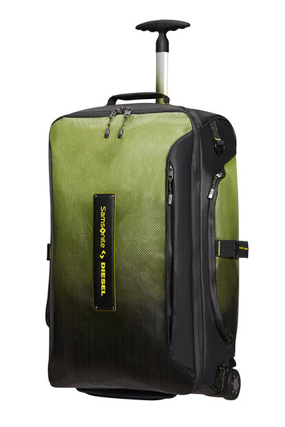 Paradiver X Diesel Duffle with wheels 67cm