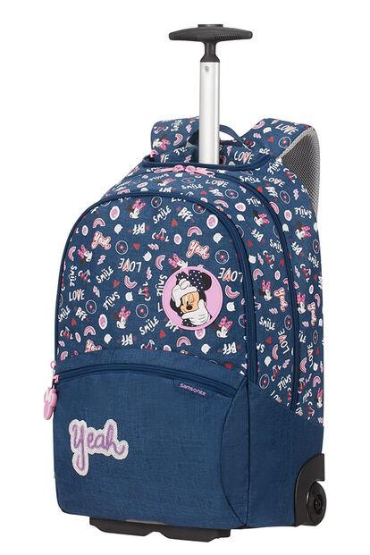 Color Funtime Disney School Trolley