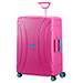 American Tourister Lock'n'Roll Spinner (4 wheels) 69cm Summer Pink