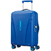 American Tourister Skytracer Spinner (4 wheels) 55cm Highline Blue