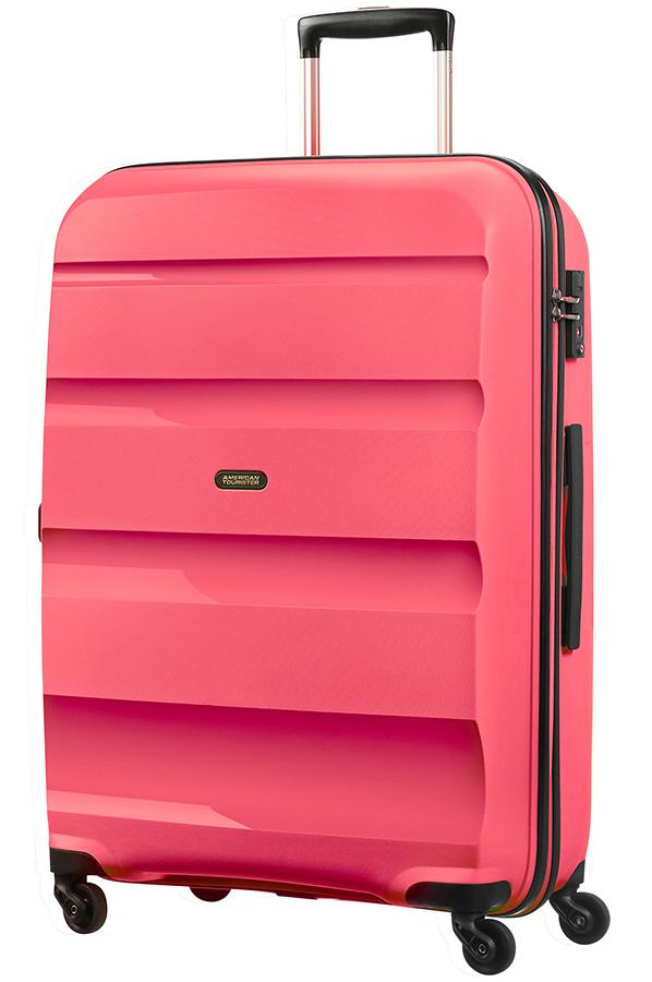 American Tourister Bon Air Spinner (4 wheels) 75cm Fresh Pink ...