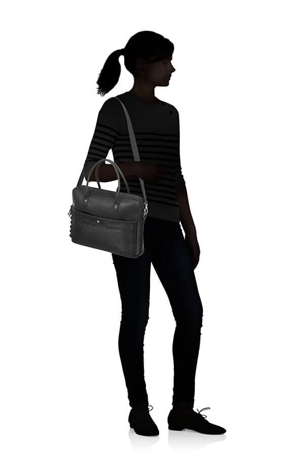 5d5634302028a American Tourister Luna Pop Ladies  business bag 15.6