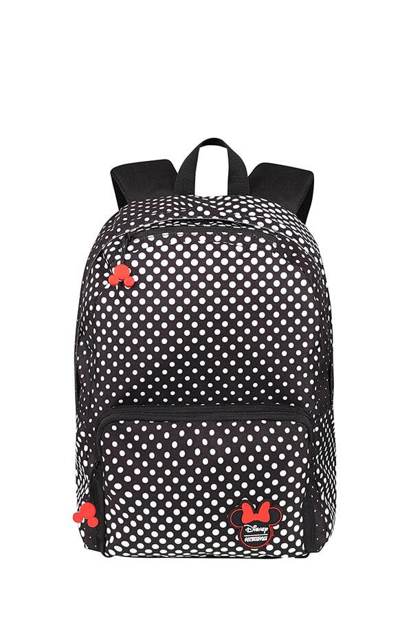 44cb78aa0695 American Tourister Urban Groove Disney Backpack Minnie Mouse Polka ...