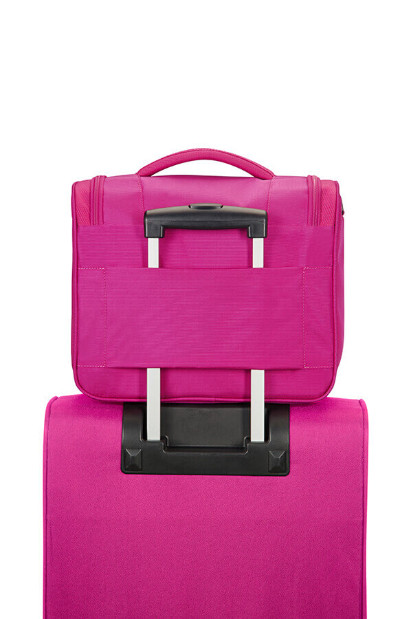 4c0c467b2723 American Tourister Summer Voyager Beauty case Deep Pink